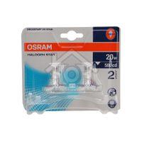 Osram Halogeenlamp Decostar35 Star reflector GU4 12V 20W 36gr 580cd 4008321200266