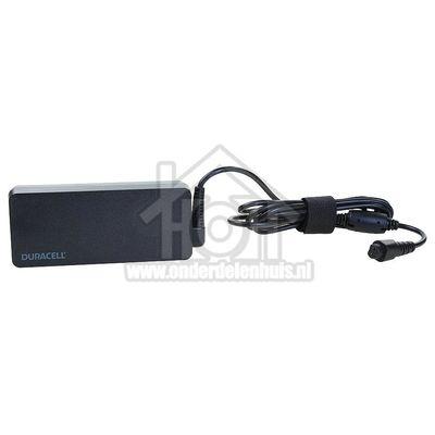 Duracell Adapter Laptopvoeding 65W Universeel, 6 pluggen DRAC6506-EU