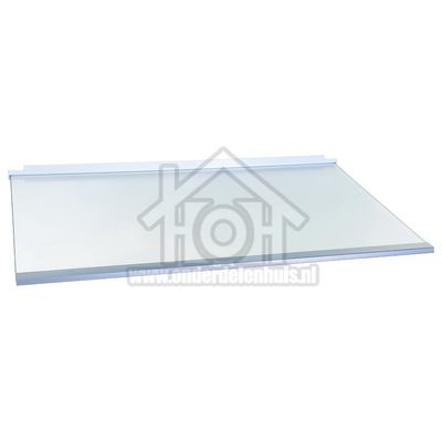 Whirlpool Glasplaat Legplateau KGIE1180A, KRIE2251A, KVIE2125A 481010715206