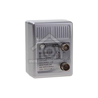 Easyfiks Antenne Versterker 1 Ingang, 1 Uitgang Instelbaar 8-20 dB, 40-460MHz BME181