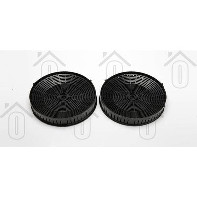 Foto van AEG Filter Koolstoffilter X68163, EFV80464, ZHC82662 4055217501