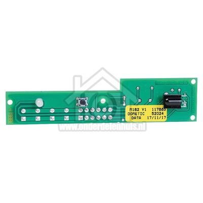 Dometic Print Bedieningspaneel, sensor lucht B2200, B2500 386520031