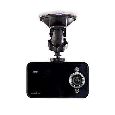 Nedis Dash Cam | 720p@30fps | 3.0 MPixel | 2.4