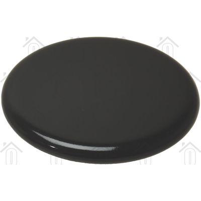 Whirlpool Branderdeksel Sudder zwart AKM217, AKM252, TGZ3402 481936069682