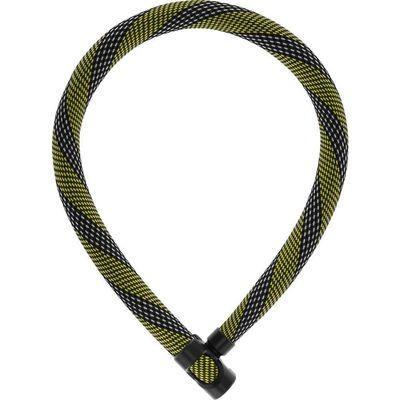 Abus kettingslot IvyTex 7210/110 racing yellow