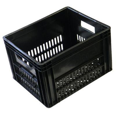 VWP Voordrager krat zwart 27x35x44cm 40L