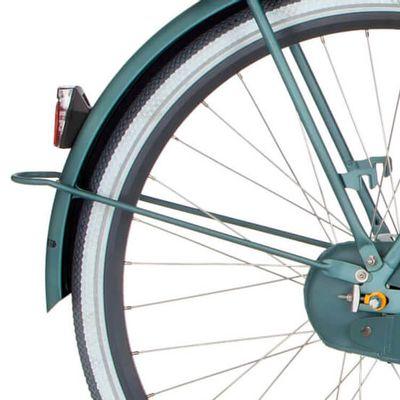Cortina a spatb stang 28 U4 opal green matt