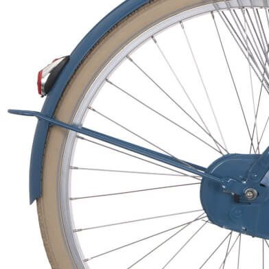 Cortina a spatb stang 28 Soul corsair blue