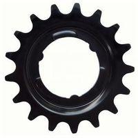 KMC tandwiel R Shimano 16T Chromoly zwart 1/8