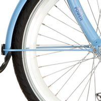 Alpina spatb stang set 22 GP alaska blue matt