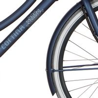 Cortina v spatb 28 E-Roots Transp polish blue matt