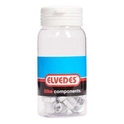 Elvedes fijnafsteller kabel M7x16 remgreep alu(15) ELV1092