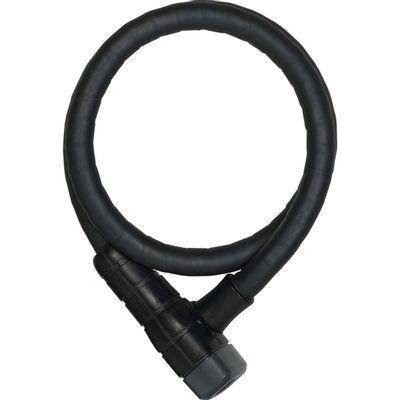 Abus pantserkabel Microflex 6615K/85/15 black