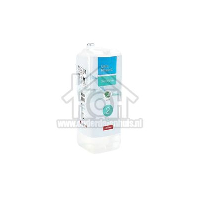 Miele Wasmiddel UltraPhase 2 Cartridge, Sensitive Wasmachines met TwinDos-systeem 10795780
