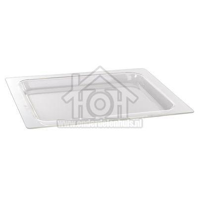 Bosch Schaal Glazen ovenschaal 440x350 HB86P770 00441174