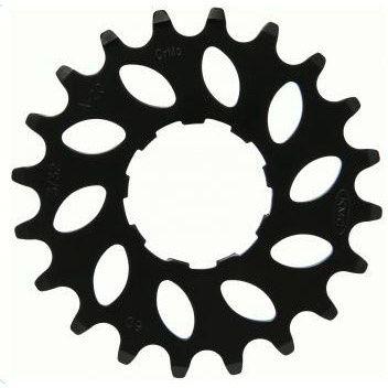 KMC tandwiel R Enviolo 19T Chromoly zwart 3/32