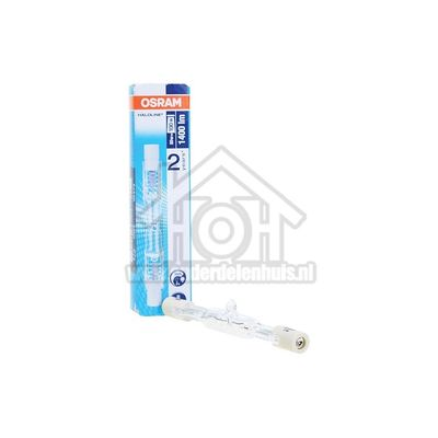 Osram Halogeenlamp Haloline R7s 74.9mm Buislamp 80W 230V 1400lm 4008321928078