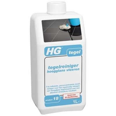 Foto van HG Reiniger Tegelreiniger(streeploos) HG product 18 332100100