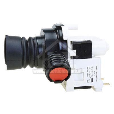Leili Pomp 30W 220/240V inclusief rubber tuit en terugslag klep F65020W0P, ESF6630ROK 140000443022