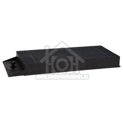Pelgrim Filter koolstof -rechthoek- SK 600-900-KF 90 23407