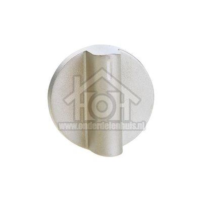 Pelgrim Knop Gasknop, zilver GK417RVSA1E, GK465RVSA1E 411464
