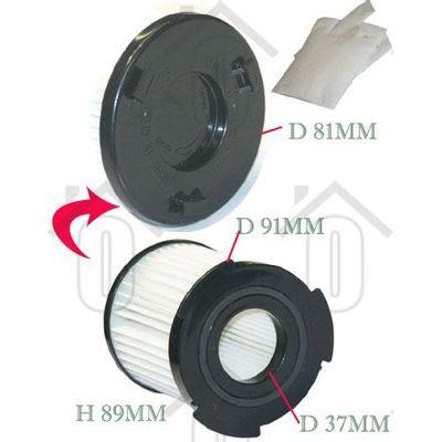 Foto van Electrolux Filter Hepa filter AVS 7485, 7460, 7415 9001966143
