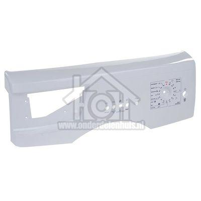 Frenko Bedieningspaneel Wit met graden, standen O.a. Edy W214 651036099