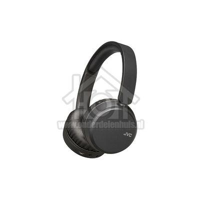 JVC Hoofdtelefoon On-ear hoofdtelefoon, zwart Bluetooth, Noise Cancelling HAS65BNBU
