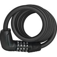 Abus kabelslot code Tresor 6512C/180 black SCMU