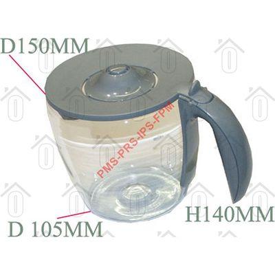 Bosch Koffiekan 10/15 Kops, Grijs TC66743, TKA6001, TKA6074 00647051