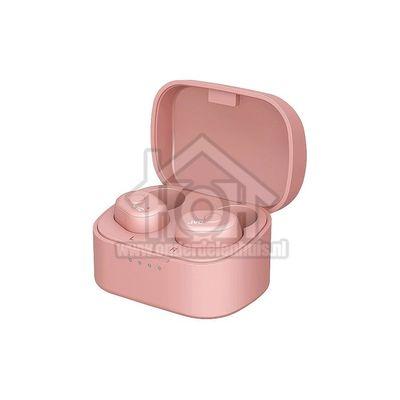 Foto van JVC Hoofdtelefoon Wireless Headphones, Roze IPX5 Water bestendig HAA10TPU