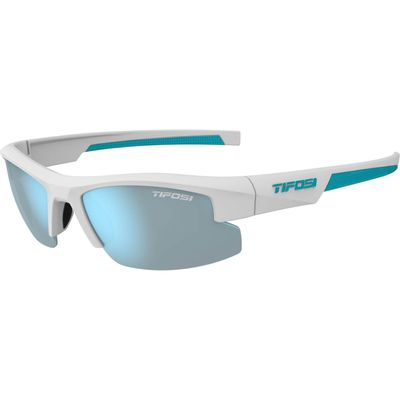 Tifosi bril ShutOut mat wit/blauw (XS/S)