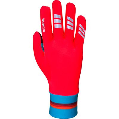 Wowow handschoen Lucy Urban S red