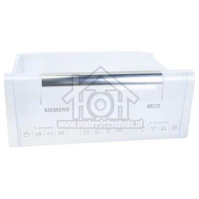 Bosch Vrieslade Transparant, boven en midden KI34VA5001, KI34VA5004 00703020