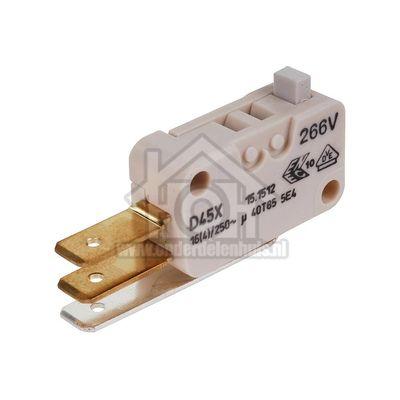 Bosch Schakelaar Micro druktoets -1 dps- SE65530, SGS5603, SE63631 00165926