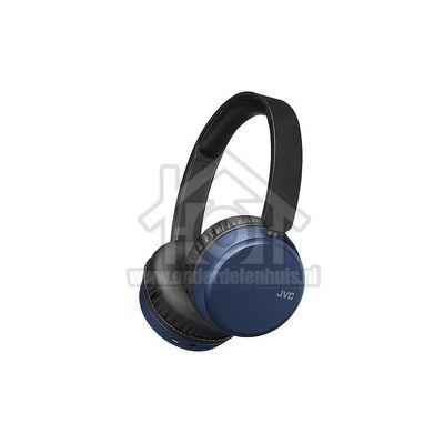 JVC Hoofdtelefoon On-ear hoofdtelefoon, blauw Bluetooth, Noise Cancelling HAS65BNAU