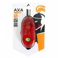 Axa Achterlicht Retro LED Batterij Aan/Uit