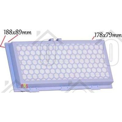 Foto van Miele Filter Air Clean SF-HA30 S300-S899, S2000-S2999, S7000-S7999 9616270