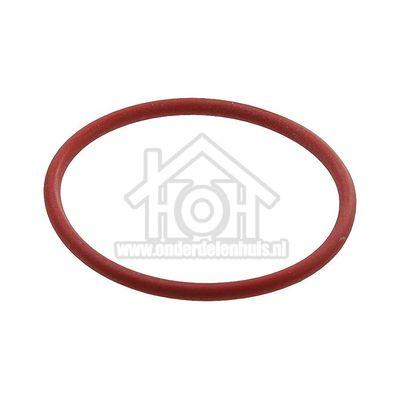 Saeco O-ring Siliconen, Rood, 27mm Solis, Master 4000, Palazzo 140324559