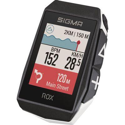 Sigma ROX 11.1 EVO GPS White HR + sensoren set