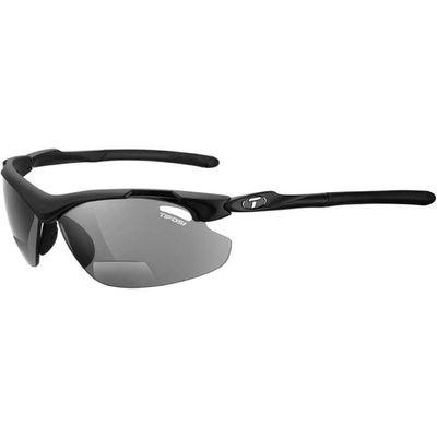 Tifosi bril Tyrant 2.0 mat zwart +2.5