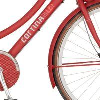Cortina v spatb 28 U4 true red matt