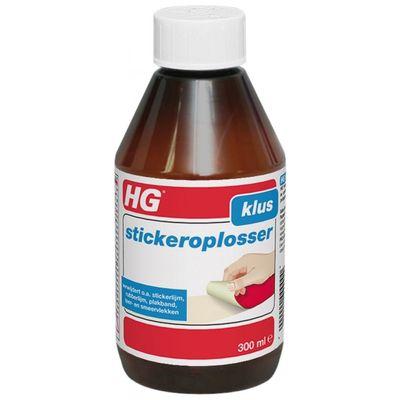 HG Reiniger Stickeroplosser 160030100