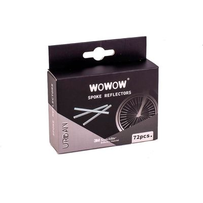 Wowow Spoke reflectors 3M 72 pcs