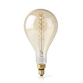 Nedis LED-Filamentlamp E27 | A160 | 5 W | 280 lm | 2000 K | Warm Wit | Retrostijl | Aantal lampen i