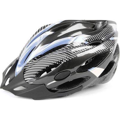 Mirage helm Allround 53-58 zw/zi