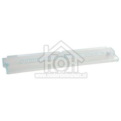 Bosch Klep Van groentelade, Transparant 500x109x32mm KG39P320, KG36P390 00442857