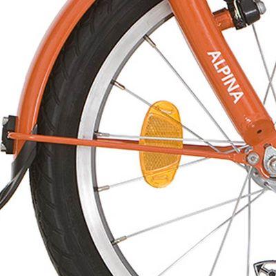 Alpina spatb stang set 18 GP sunny orange
