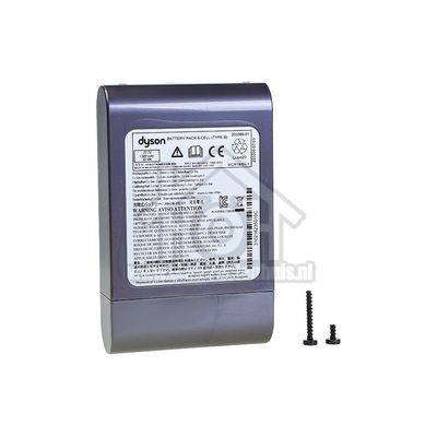 Dyson Accu Type B Power Pack & Screws Service Assy DC31, DC34, DC35 96786101