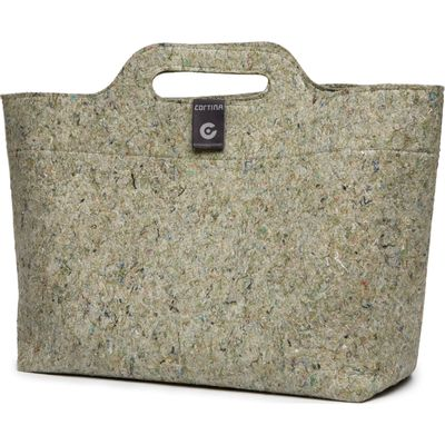Cortina Shoppertas Sofia groen recycled